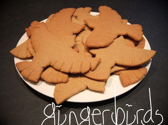 gingerbirds